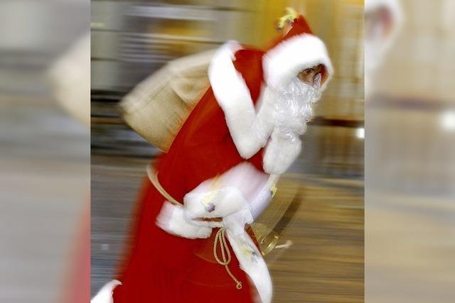 Der Nikolaus verdient gut