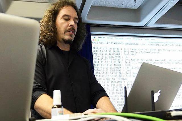 Profi-Hacker will Schüler auf Sicherheitslücken aufmerksam machen
