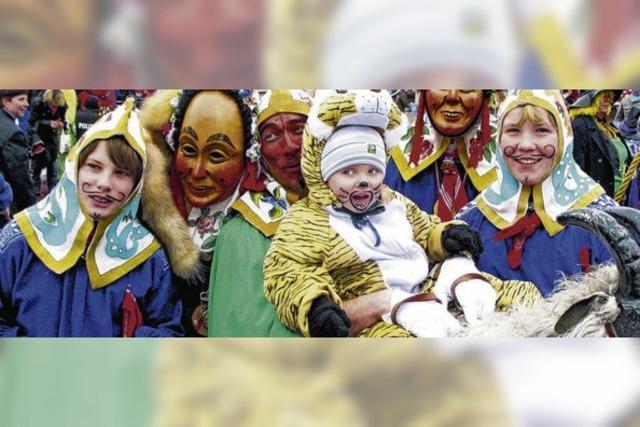 Narrenzunft feiert 125. Geburtstag und erwartet tausende Hästräger