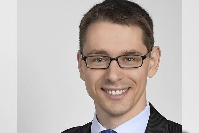 Helmut Mursa ist der erste Kandidat