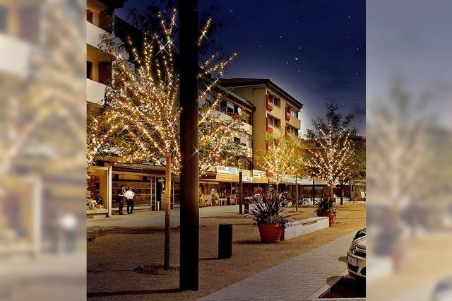 Lichterglanz zu Weihnachten: Elf machen mit