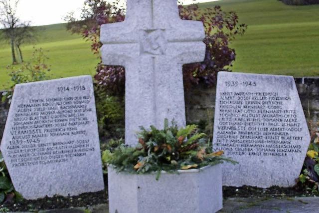 Viel Einsatz für den Friedhof