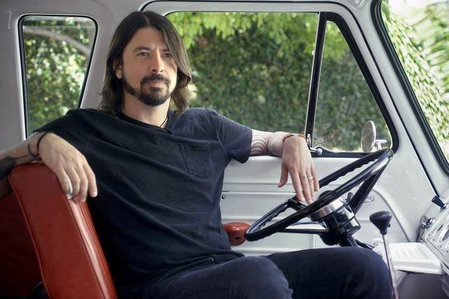 Interview mit Dave Grohl über das achte Album der Foo Fighters