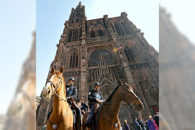 Wird Straßburg künftig Mini-Hauptstadt?