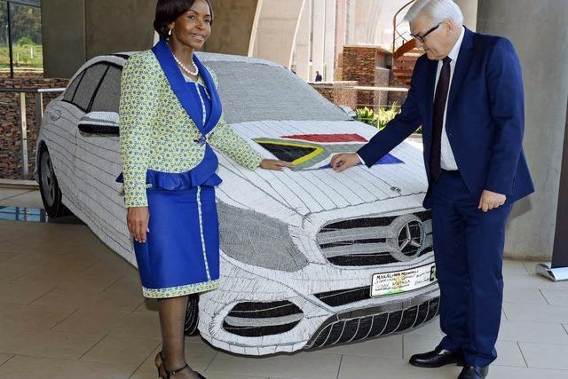 Steinmeiers vergebliche Visite am Kap