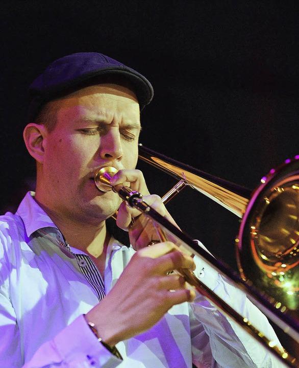 Felix Fromm, Jazznight im Josfritz-Caf...elmstraße, Dienstag, 25. November 2014  | Foto: Promo