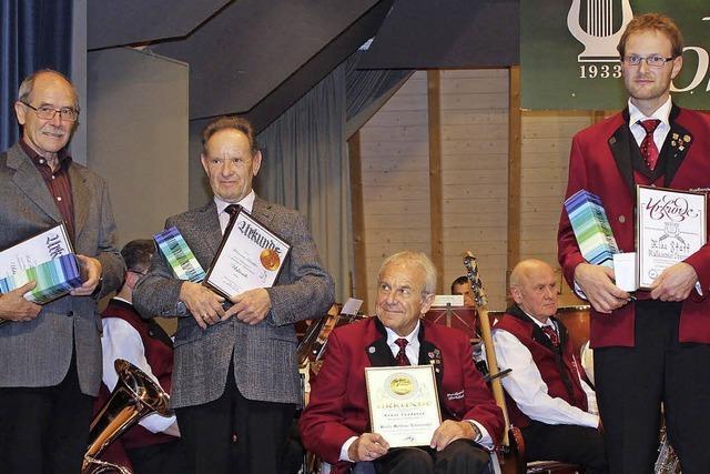 50 Jahre zum Wohl des Musikvereins