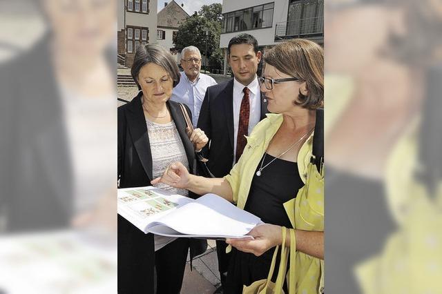 Helga Monauni verlässt im März das Bauamt