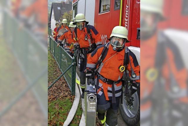 Herausforderung für die Feuerwehr