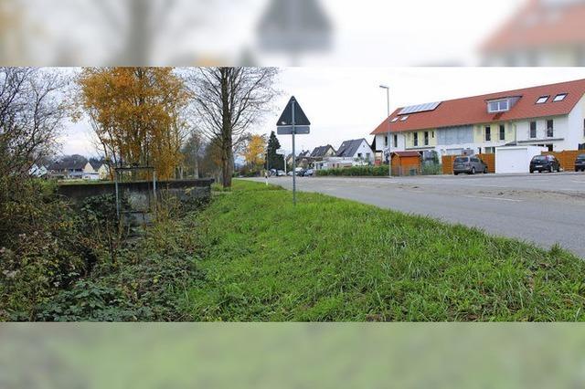 Hochwasserrisiko für Au-Siedlung