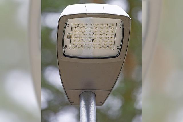 558 neue LED-Lampen