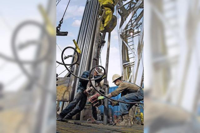 Öl ist gefährlich billig geworden