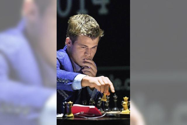 Magnus Carlsen – Schach-Weltmeister und Comic-Figur