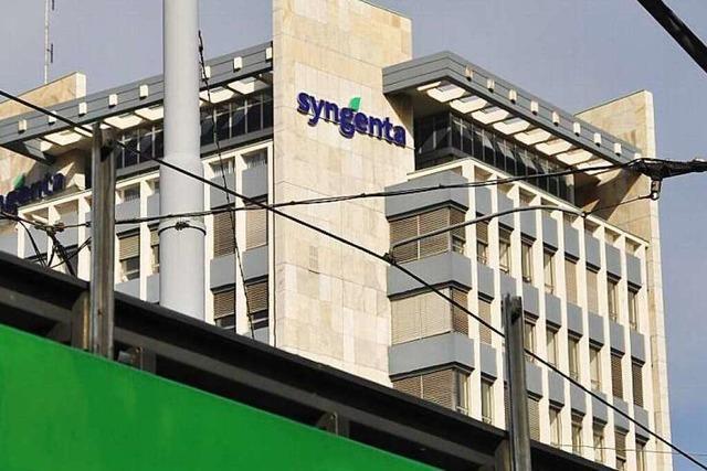 Syngenta baut in Basel 500 Stellen ab oder verlagert sie
