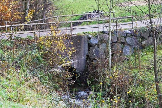 Zustand vieler Brücken in Elzach ist miserabel