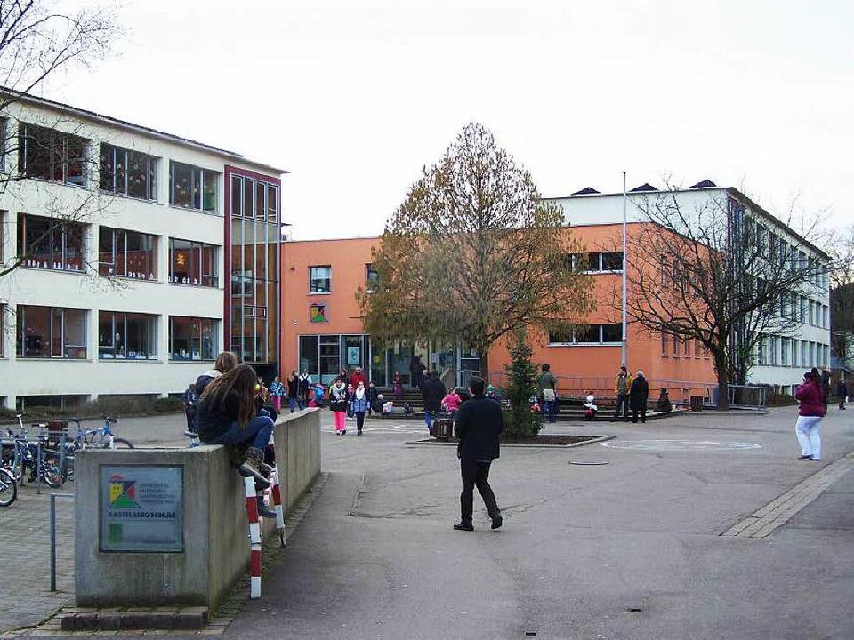 Die Kastelbergschule in Waldkirch ist seit September auch Gemeinschaftsschule.  | Foto: Sylvia Timm
