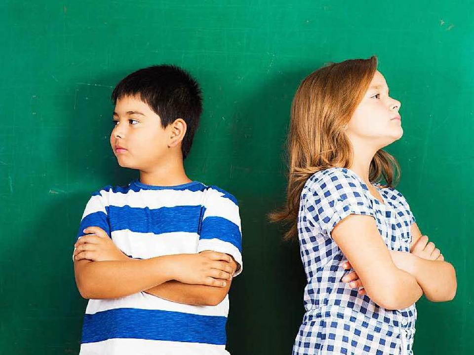 Mit Dir rede ich nicht mehr! Mediatoren helfen, den Streit wieder aufzulösen.   | Foto: Picture-Fact. (Fotolia)/Th. Kunz