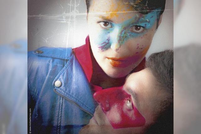 Duo Carrousel stellt in der Kuppel das dritte Album