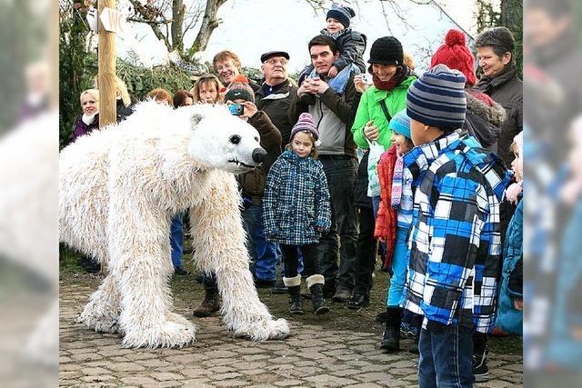 Eisbären und heiße Bowle