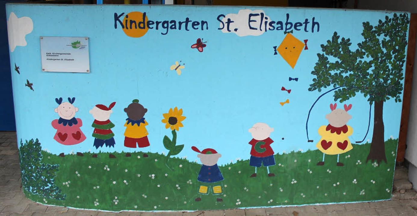 Auch wenn das Gebäude marode ist: Im K...abeth stehen Kinder an erster Stelle.   | Foto: Schöneberg