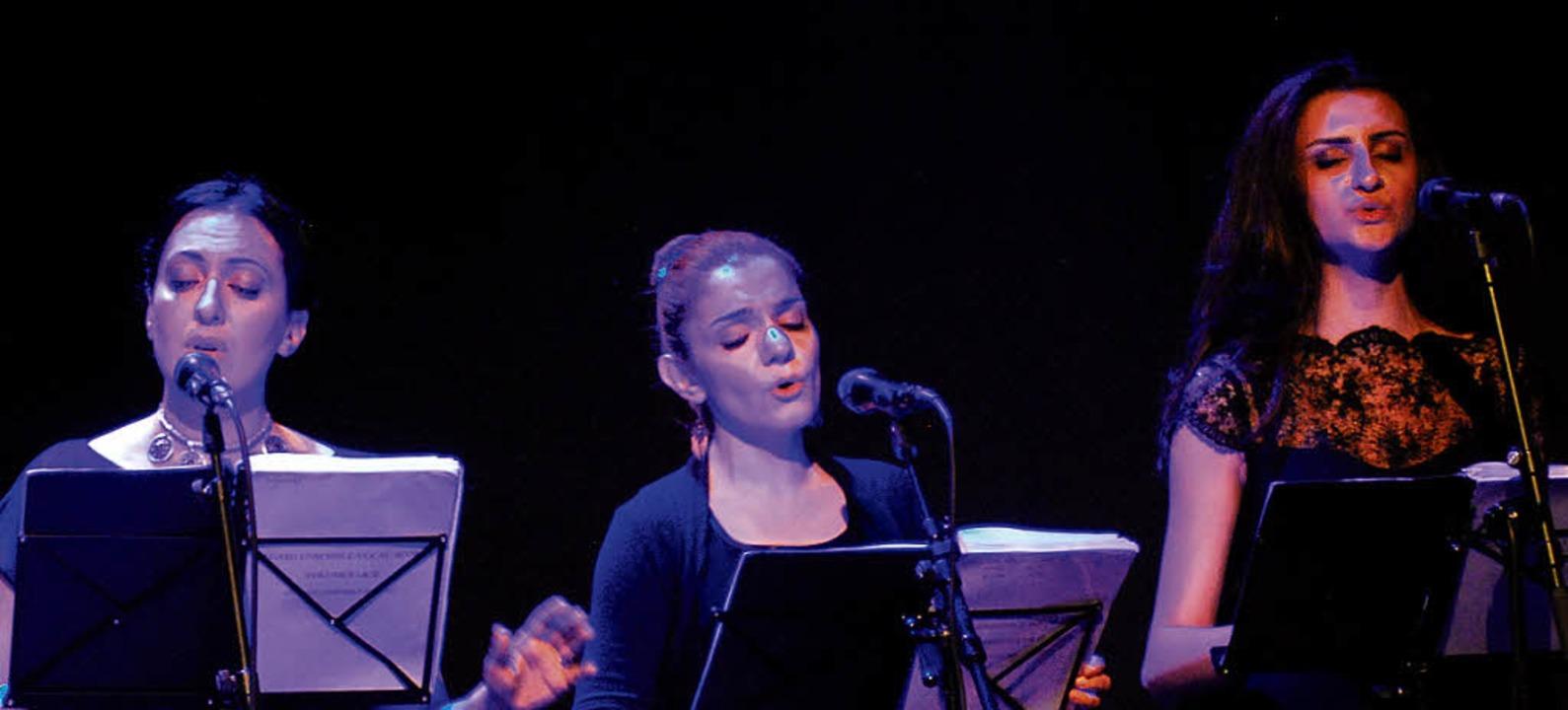 Der Schwerpunkt des Abends lag auf klassischer Musik.   | Foto: Mink