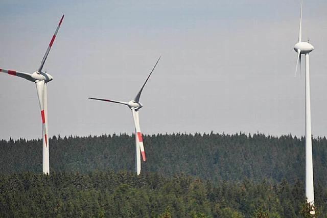 Regiowind plant drei große Rotoren auf dem Brombeerkopf