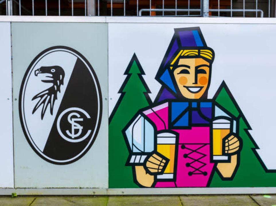 Steigt die Staatsbrauerei Rothaus beim neuen Stadion für den SC Freiburg ein?  | Foto: Carlotta Huber