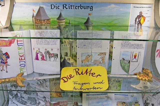 Über Ritter, Burgen und Burgfräulein