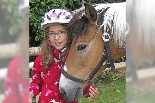 Pferdegeflüster in den Ferien