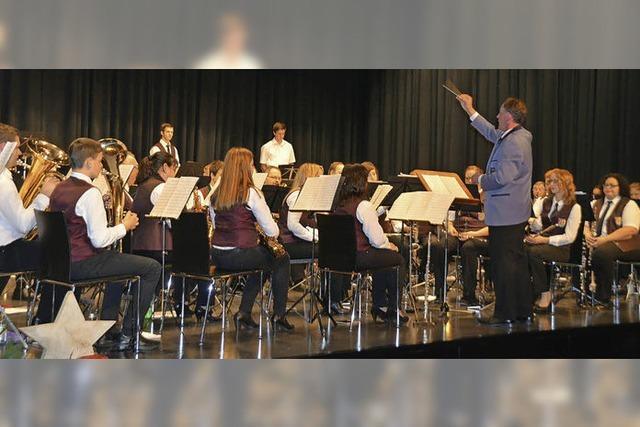 Orchester beweist Qualität