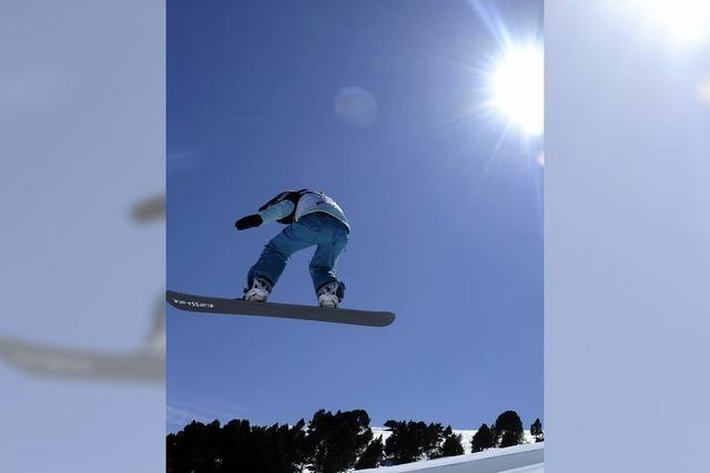 Kein Mangel an Skilehrern