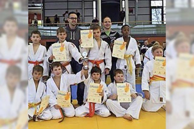 Start nach Maß ins Judo-Jahr