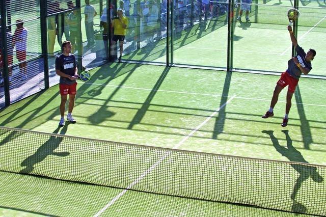 Der kleine Bruder des Tennis