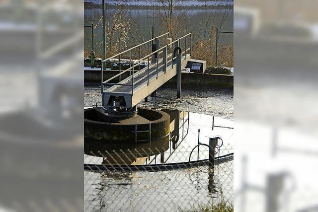 Abwasser in Laufenburg wird deutlich teurer