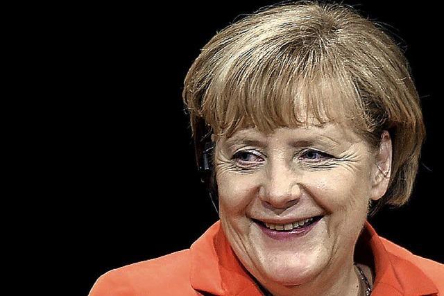 SPD in Hessen gegen die Wilhelm-Leuschner-Medaille für Merkel