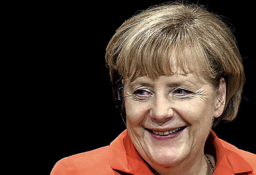 Angela Merkel   | Foto: dpa