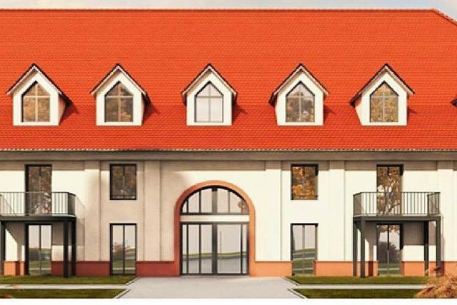 Maria-Hilf-Saal im Stadtteil Wiehre wird zum Wohnhaus