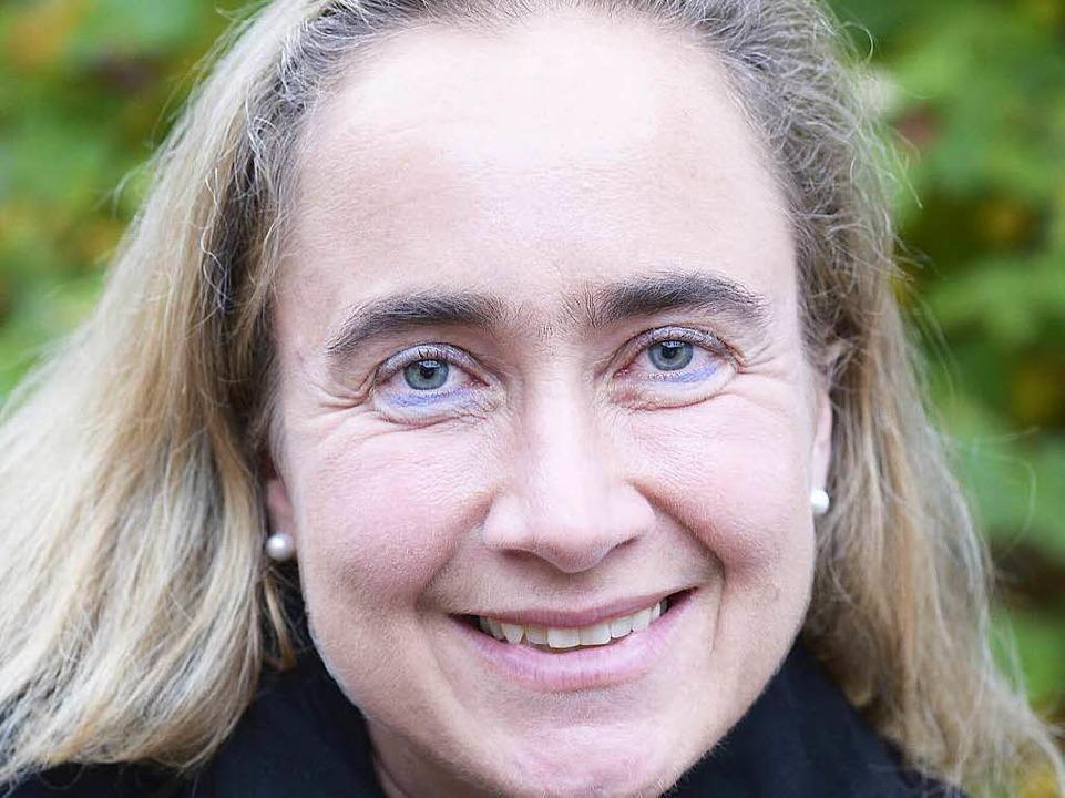 Elisabeth Götz, Deutsches Rotes Kreuz  | Foto: Ingo Schneider