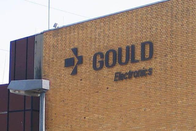 Sozialplan für die 160 Mitarbeiter von Gould