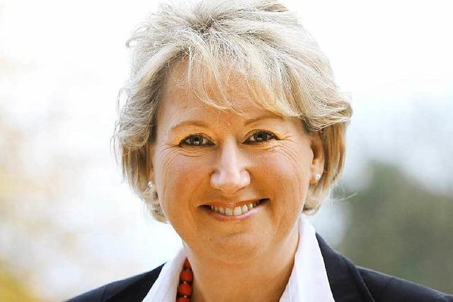 Fränzi Kleeb will Bürgermeisterin in Stegen werden