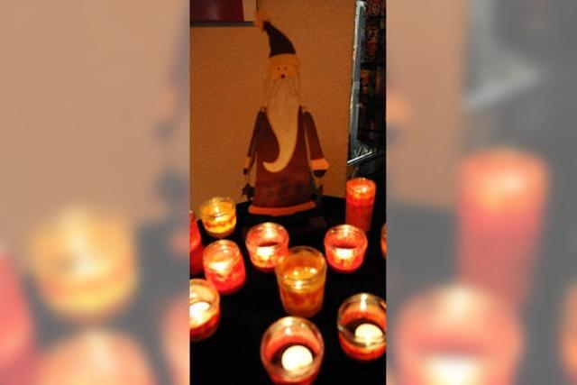 Vorweihnachtliches Lichtermeer