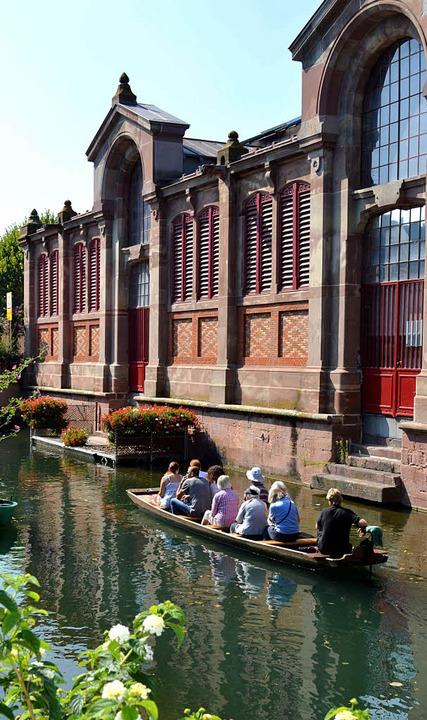 Mit dem Boot durch Klein-Venedig   | Foto: Fotos: Ulrike Kröll