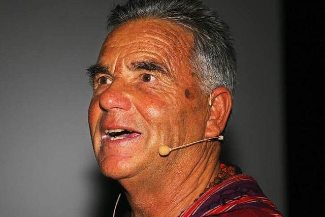 Der Lahrer Gerhard Franz berichtet über Nepal