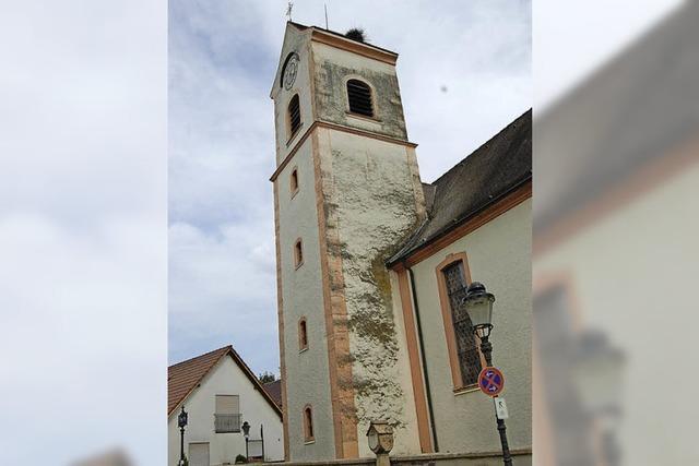 Bürgerverein sammelt für die Kirchensanierung