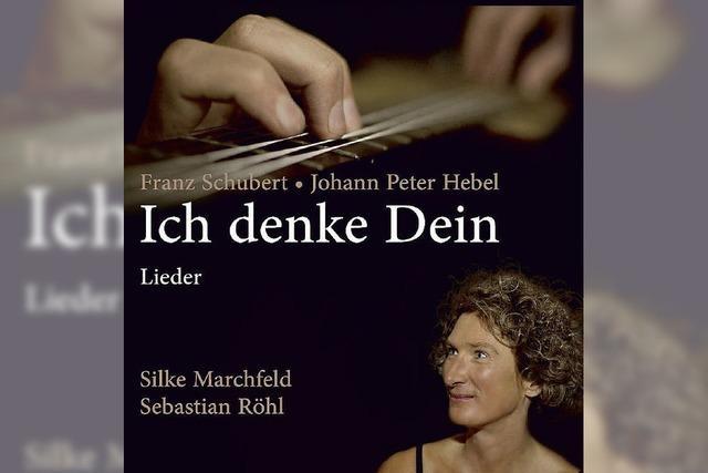 Lieder von Franz Schubert und Hebel-Vertonungen mit Silke Marchfeld und Sebastian Röhl