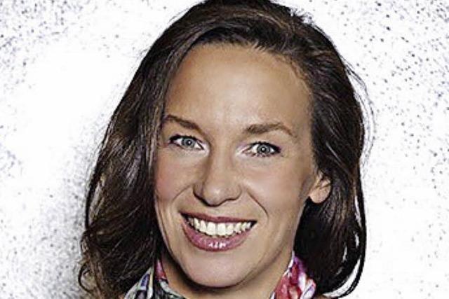 International bekannte Designerin Anja Gockel zu Gast in Lörrach