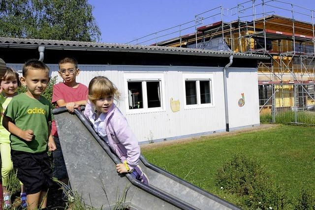 Kita und Kinder kosten kräftig