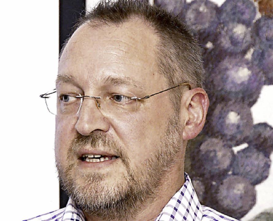 BI-Vorsitzender Eckhard Herych   | Foto: kricheldoff