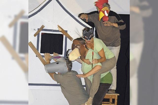Märchenhaftes Theater in der Schule