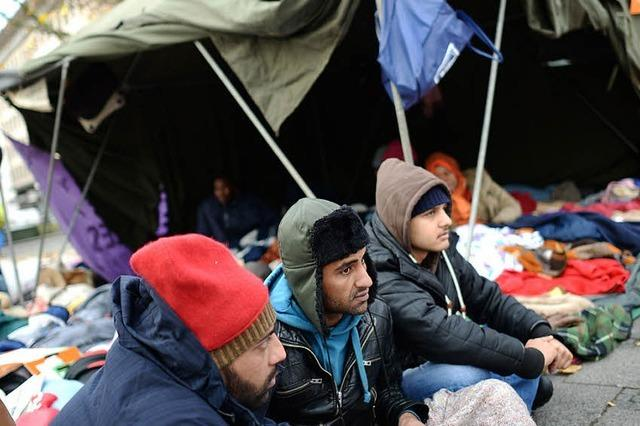 Flüchtlingsstrom in die Ortenau reißt nicht ab